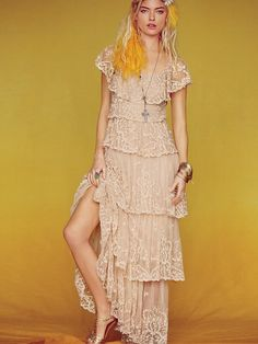 Candela Juliet Lace Dress