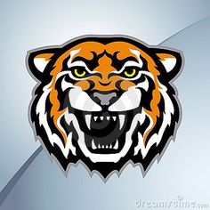 Tiger Head Mascot Color - Download From Over 37 Million High Quality Stock Photos, Images, Vectors. Sign up for FREE today. Image: 16501436