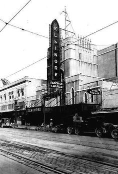 Elsinore Theater, downtown Salem, Oregon :: Marion County Historical Society