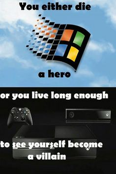 Why everyone be hating on the Xbox One?