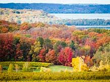 Pure Michigan Fall Color Tours