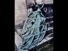 Cemetery in Europe Arte, Angeli Del Cimitero, Cimiteri, Arcangelo, Scultura Arte, Installazioni Di Arte, Angeli, Statue Di Angeli, Angeli Piangenti