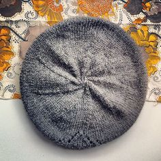 November Leaves Beret | bouillesdecoton