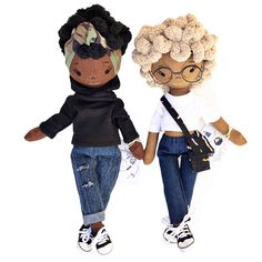 Someone asked if we have a favorite doll company that we'd recommend and yes we absolutely d Tilda Toy, Tiny Dolls, Little Pets, Waldorf Dolls, Stuffed Animal Patterns, Doll Crafts, Felt Animals, Fabric Dolls, Plush Dolls