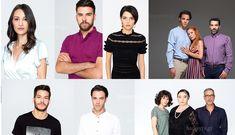 """Οι ηθοποιοί που πρωταγωνιστούν στη νέα σειρά του Alpha """"Αστέρια στην άμμο"""". Δείτε αναλυτικά τους χαρακτήρες που υποδύονται."""