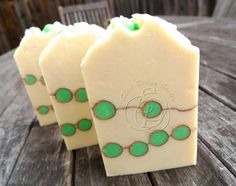 Cocolime Handmade Cold Process Coconut Milk Soap