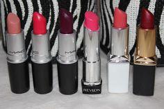 Favorites Lipsticks 2012