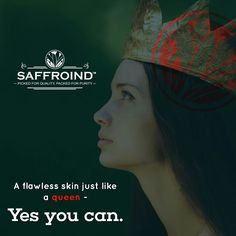 A flawless skin just like a queen - Yes you can. Check out these quick beauty tips and homemade saffron packs. www.saffroind.com/health/get-skin-like-the-queen-of-beauties-using-the-king-of-spices/ #skinremedies #skinremedies #beautycare #beauty #beautifulskin #skincare #flawlessskin #homemadefacemask #facepack #fairskin #naturalmedicine #naturalglow #skintips #greatskin #beautifulface #fairness #beautytips #perfectskin #removetan #tanremoval #tanremover #saffron #kesar
