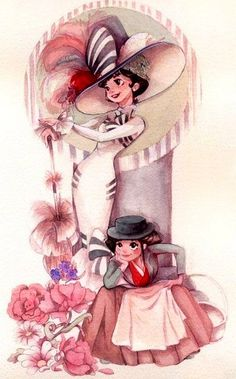 My Fair Lady Audrey Hepburn Disney style character design My Fair Lady, Character Concept, Character Art, Concept Art, Cartoon Drawings, Disney Drawings, Drawing Disney, Art Drawings, Timberwolf