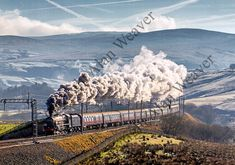 Image result for west coast mainline steam West Coast, Mountains, Nature, Travel, Image, Voyage, Viajes, Traveling, The Great Outdoors