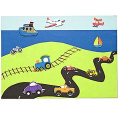 Transport themed activity (Baker Ross a pack of Transportation Preschool Activities, Transportation Unit, Preschool Learning Activities, Preschool Art, School Exhibition, Montessori Art, Classroom Displays, School Projects, Trains