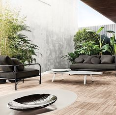 Le Parc, #outdoor collection by Minotti