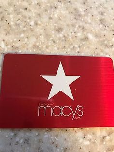 #Coupons #GiftCards Macy's 300 gift card #Coupons #GiftCards