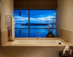 #tub #bathtub #view #bathroom #dream