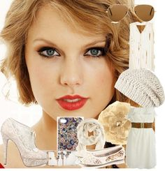 """talor swift"" by diehardmusiclover ❤ liked on Polyvore"