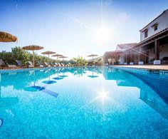 Bed & Breakfast Malaga - Hacienda Riogordo #vakantie #Andalusie #travel
