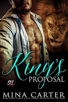 King's Proposal (Shifter Fight League, #3) by Mina Carter