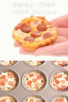 #Birthday #food #ideas #mini #pizzas brp classfirstletterOur site has been carefully perform for you  Scroll down for also different pizzas forceful subjectpdish and The better gorgeously figure at PinterestbrIt is one of the top quality piece that can be presented with this vivid and remarkable piece miniblockquoteThe Pictures called Deep Dish Mini Pizzas is one of the greater delightfully image found in our panel The width 550 and the height 900 of this figure have been prepared and… Mini Pizzas, Easy Dinners For Two, Easy Dinner Recipes, Easy Meals, Easy Kids Recipes, Fun Recipes, Winter Recipes, Summer Recipes, Pasta Recipes