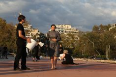 "Nezaket Ekici (Turkey), ""On the way -Safety and Luck"", Thessaloniki, Greece, 2011   Video: https://www.youtube.com/watch?v=dqsYr00TDdg"