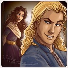 LYSANDRA AND AEDION