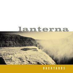 "Lanterna's 2015 release ""Backyards"""
