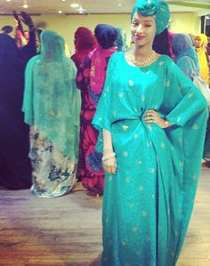 Details of a Somali wedding dress | Somali Traditional Weddings ...