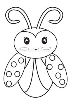 Printable Coloring Pages Of Ladybugs Ladybug Activities For Birthday Party Wallpaper And