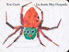 Trata la historia de una araña que comienza a tejer su tela. Durante el proceso, varios animales de la granja aparecen e intentan captar la atención de la araña, pero la araña al estar tan enfocada en su trabajo, ignora a los animales. Finalmente, cuando la araña termina su telaraña, se puede apreciar tanto su hermosa obra de arte, como la utilidad de la misma.