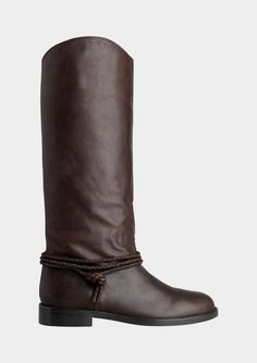 RIDING BOOT by TOAST