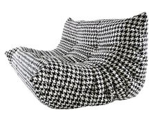 Gepolstertes Sofa aus Stoff TOGO Kollektion Togo by ROSET ITALIA | Design Michel Ducaroy