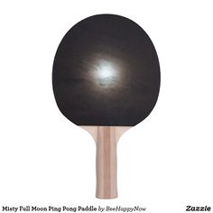 Shop from a huge selection of ping pong paddles at Zazzle - Thousands of customizable designs to choose from! Ping Pong Table Tennis, Ping Pong Paddles, Full Moon, Harvest Moon
