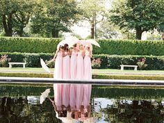 Donna Morgan Bridesmaids Spring 2014 Campaign! Photography by @Trent Johnson Bailey Cobb Styled by @Arsi Mersia New York | Jacqueline Weppner Hair and Makeup by @facetimebeautyconcierge