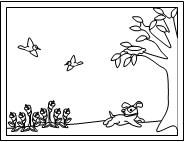 Following directions coloring pages ~ Freebie following directions coloring pages | i heart ...