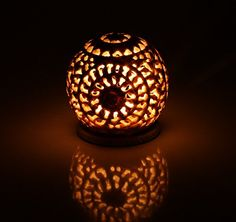 SouvNear Soapstone Tealight Holder with Flower Motifs and Intricate Tendril Openwork - Decorative Home Decor Centrepiece for Party Lights -- Unbelievable product right here! : Gifts for dad