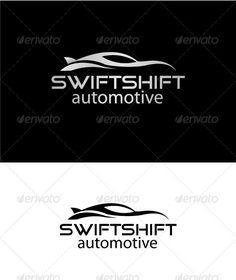 Motor Business Logo  #GraphicRiver         Auto Business Logo  	 Unique and standard logo for auto company, automotive company, auto sales gallery, auto repairing shop, automobile part sellers, transport company, car rental company, automobile insurance and any kind of transport related business. I have given the font used in this template.  	 Features: 1.  Vector .ai and .eps file 2.  Fully customizable 3.  You can click over the text and can type your own text by erasing it 4.  Fully…