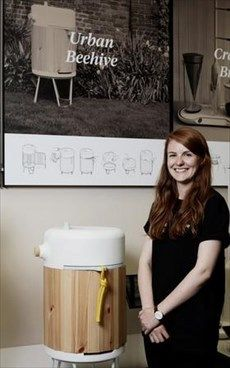 «Έξυπνες» κυψέλες για αρχάριους, για την ενίσχυση του πληθυσμού των μελισσών…