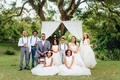 Casamento sob a árvore – Paula & Mailson | Lápis de Noiva