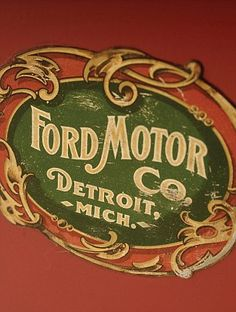 An af-ford-capable classic? The car that saved Henry from bankruptcy was to raise over £ - Vintage and Retro Cars Vintage Advertisements, Vintage Ads, Vintage Signs, Vintage Trucks, Ford Classic Cars, Classic Trucks, Rat Fink, Pick Up, Ford Emblem