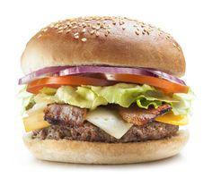 Burgers on Behance