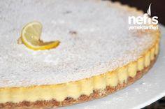 Limonlu Tart Tarifi – Nefis Yemek Tarifleri