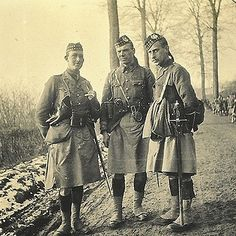 Gordon Highlanders early war