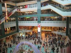 New Town Plaza Sha Tin Hong Kong - Loved this place!!!   So many memories for me here.