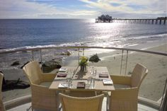 Celebrate Thanksgiving oceanside this holiday season. #Malibu #Thanksgiving #MalibuBeachInn #CarbonBeachClub