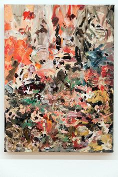 Cecily Brown - Untitled #100, 2009 (by de_buurman)