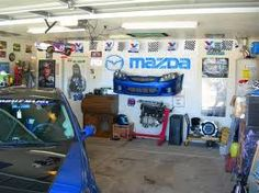 Mazda Garage Mazda, Garage, Carport Garage, Garages, Car Garage