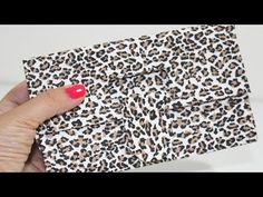 Bolsa de Caixa de Leite - Passo a Passo - DIY - Como Fazer - Segredos de Aline - YouTube
