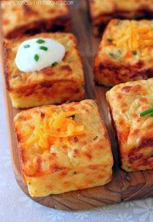 FUN RECIPE WORLD : Mashed Potato Puffs Recipe
