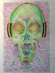 """""""Green soul"""". By H.P. Meirik"""