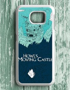 Howls Moving Castle Samsung Galaxy S7 Edge Case