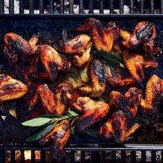 Bring on the braai. Sticky Wings Recipe, South African Recipes, Ethnic Recipes, Braai Recipes, Apricot Chicken, Serious Eats, Wing Recipes, Health Diet, Tandoori Chicken